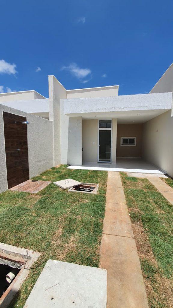 Casa a venda com 90 metros quadrados com 3 quartos em Ancuri – Itaitinga – CE