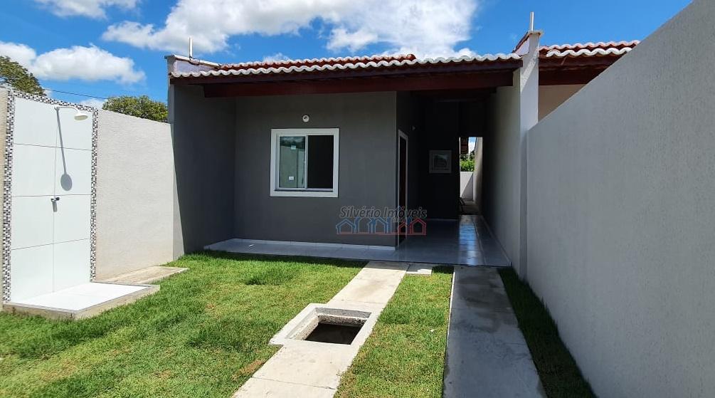Casa para venda possui 80 metros quadrados com 2 quartos em Ancuri – Itaitinga – CE
