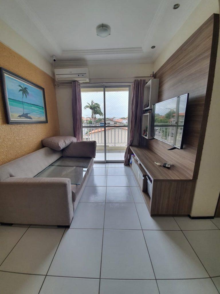 Apartamento a  venda possui 48 metros quadrados com 3 quartos em Messejana – Fortaleza – CE