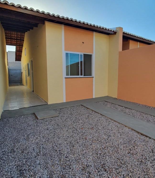 Casa a venda com 68 metros quadrados com 2 quartos em Jabuti – Itaitinga – Ce.