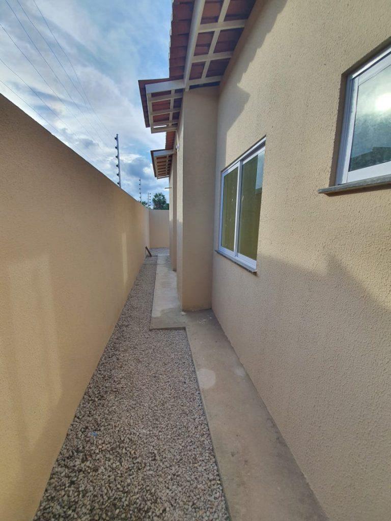 Casa a venda possui 87 metros quadrados com 3 quartos em Ancuri – Itaitinga – Ce.