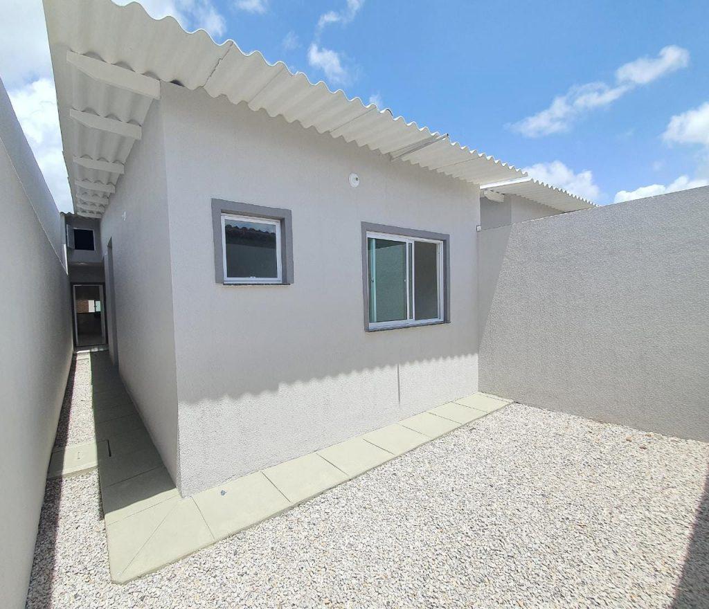 Casa a venda com 90 metros quadrados e 3 quartos no Ancuri – Itaitinga – CE