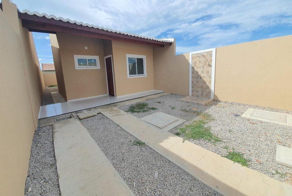 Casa a venda com 80m² com 2 quartos no bairro  Jabuti – Itaitinga – CE