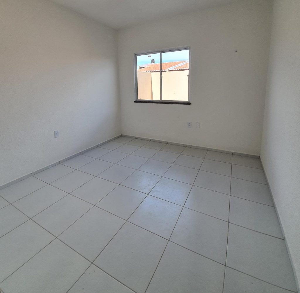 Casa a venda possui 65m²  com 2 quartos em Jabuti – Itaitinga – CE