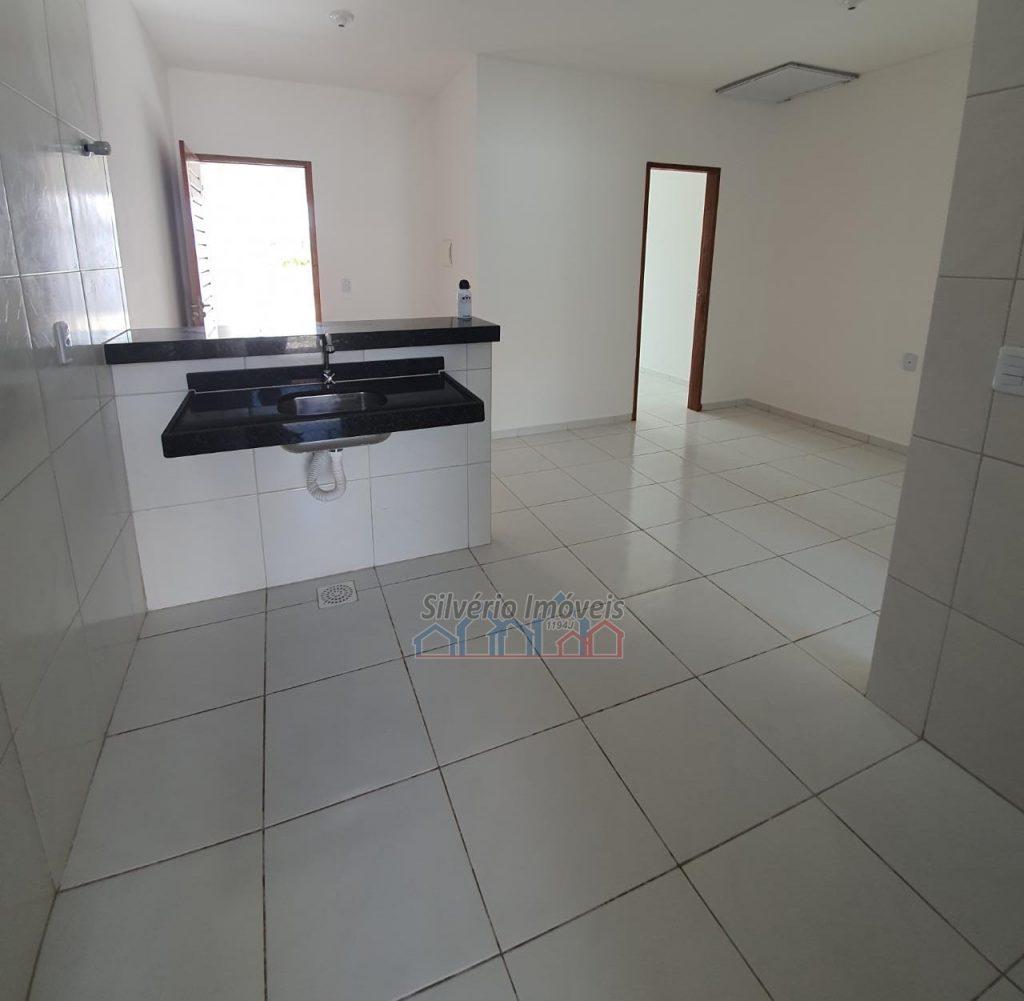 Casa a venda tem 75m² com 2 quartos em Bairro Ponta da Serra – Itaitinga – CE