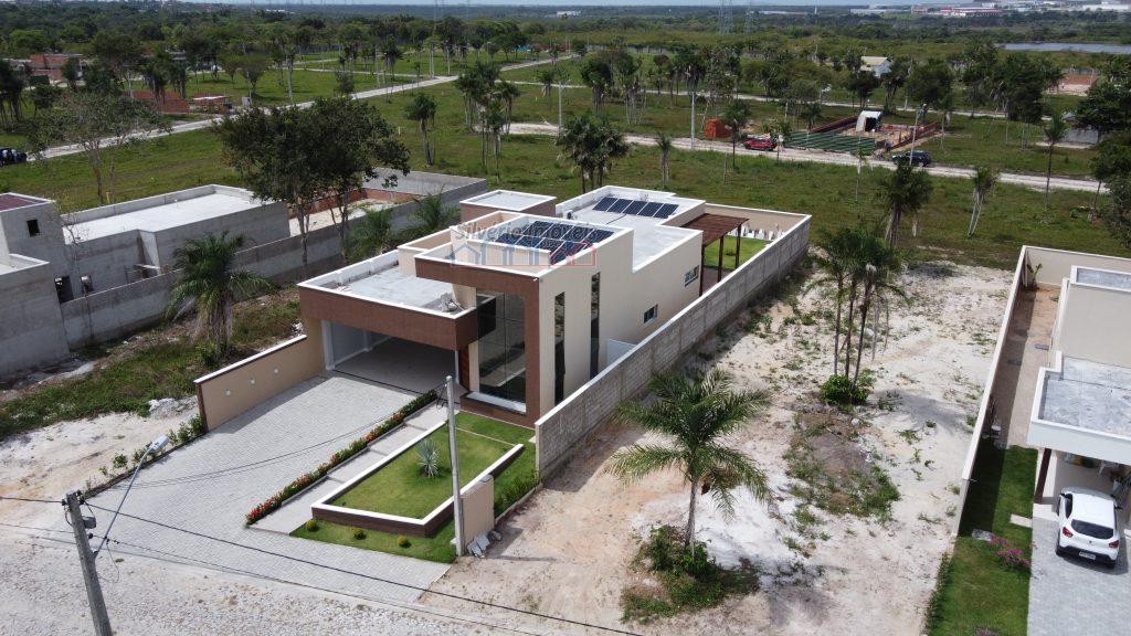 Condomínio Terras Belas tem a melhor área de lazer no bairro Jabuti.