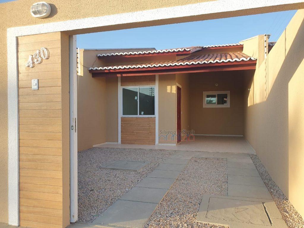 Casa a venda possui 80 m² com 2 quartos em Ancuri – Itaitinga – CE