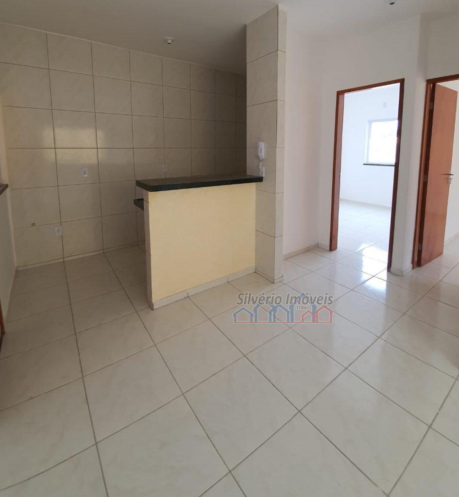 Apartamento para venda possui 50 metros quadrados com 2 quartos em Barrocão – Itaitinga – CE