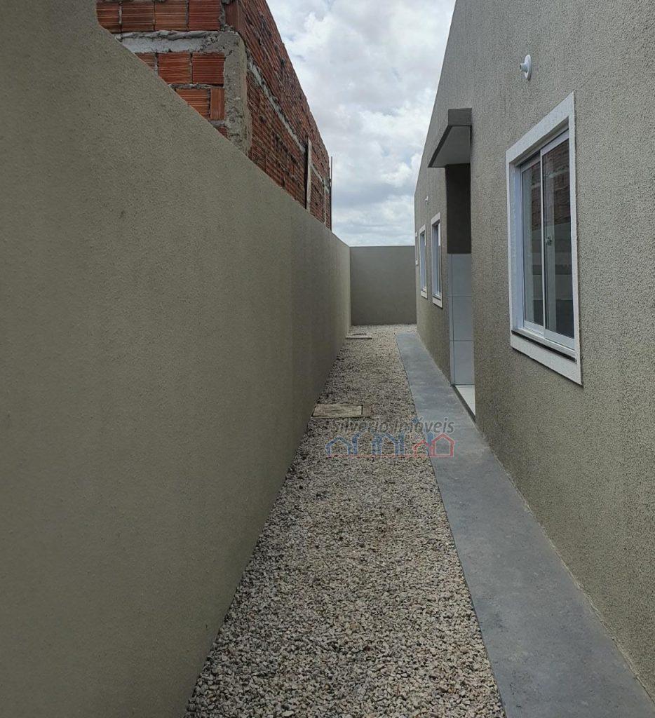 Casa Plana na Rua C Loteamento Novo Ancuri, Itaitinga.