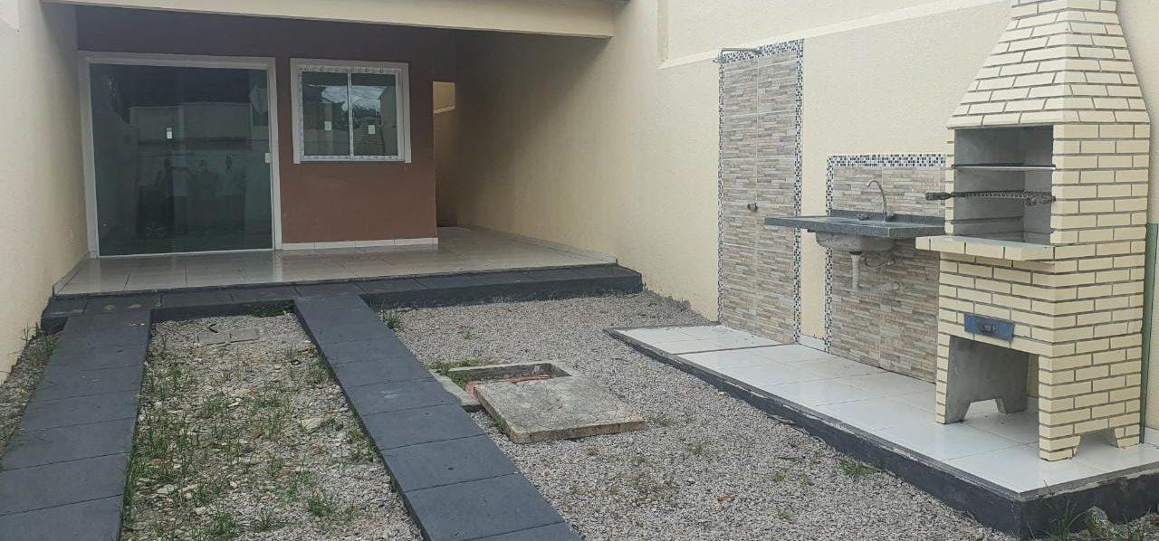 Casa a venda possui 80m²  com 2 quartos em Ancuri – Itaitinga – CE