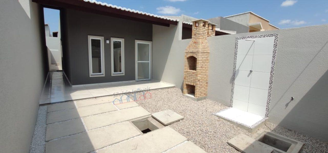 Casa a venda com 87 m² com 2 quartos em Ancuri – Itaitinga – CE
